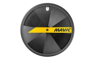 Mavic Wheel with Mavic Logo