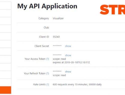 The Strava API: Free for all