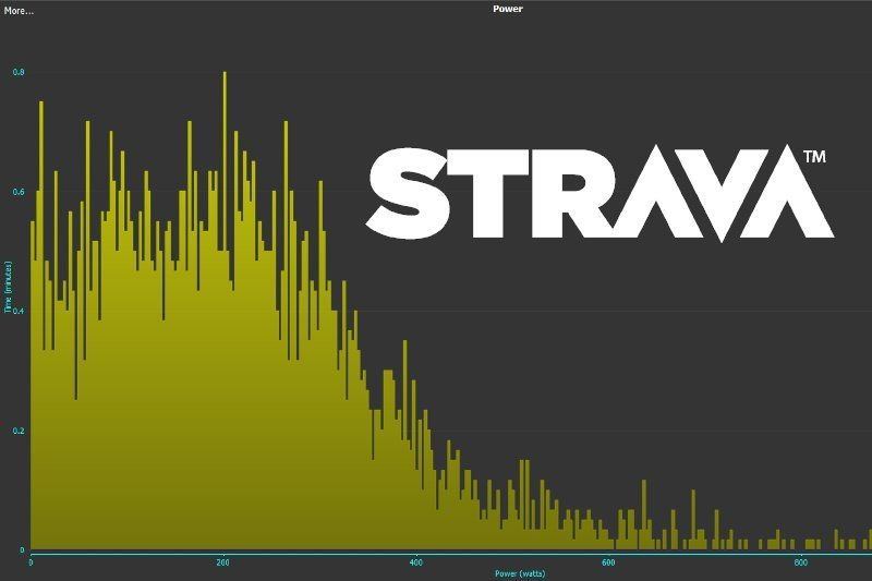 How to add Real Power data to Strava without a Power Meter