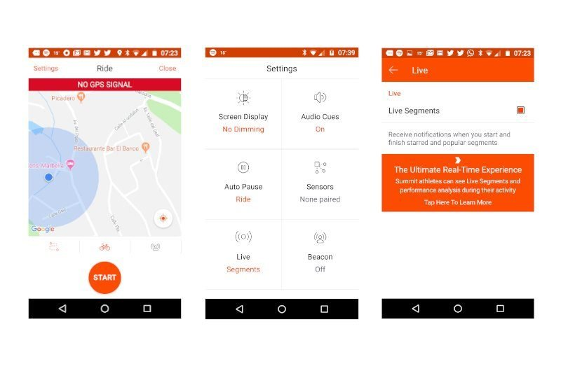 What are Strava Live Segments and How Do I Use Them