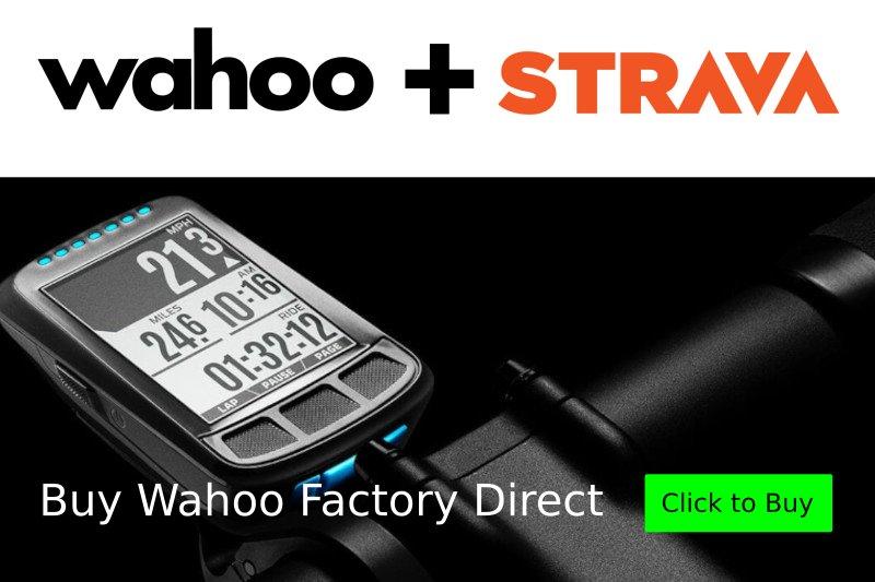 Wahoo and Strava buy direct
