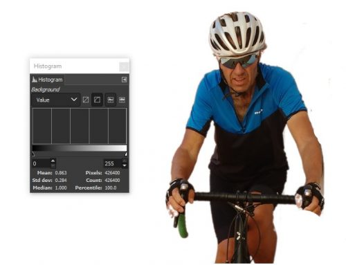 Cycling Aerodynamics: How to Estimate your Frontal Area