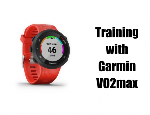 How Garmin VO2max will help you optimize your training
